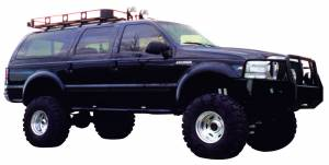 "BDS Suspension - BDS 304H 8"" Lift Kit for 2000-2005 Ford Excursion 4WD - Image 2"