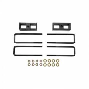Steering And Suspension - Springs - ReadyLift - ReadyLift 1999-18 CHEV/GMC 1500 2.25'' Rear Block Kit 66-3002