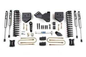 """Steering And Suspension - Lift & Leveling Kits - BDS Suspension - BDS 546H 4"""" Suspension Lift Kit 