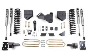 """Steering And Suspension - Lift & Leveling Kits - BDS Suspension - BDS 588H 4"""" Suspension Lift Kit for 2011-16 Ford F250/F350 4WD"""