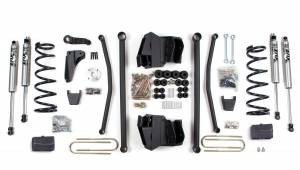 "Steering And Suspension - Lift & Leveling Kits - BDS Suspension - BDS 629H 6"" Long Arm Lift Kit 