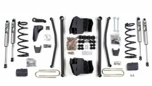 "Steering And Suspension - Lift & Leveling Kits - BDS Suspension - BDS 638H 6"" Long Arm Lift Kit - 2008 Dodge Ram 8 Lug"