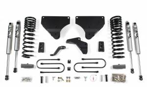 "Steering And Suspension - Lift & Leveling Kits - BDS Suspension - BDS 696H 4"" Suspension System 