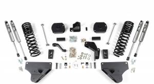 "Steering And Suspension - Lift & Leveling Kits - BDS Suspension - BDS 698H 4"" Suspension System 