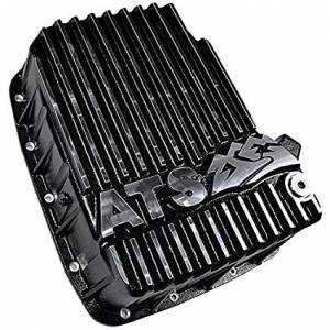 Transmission - Automatic Transmission Parts - ATS - ATS 3019004248 Deep Transmission Pan 01-18 Chevy & GMC Diesel Trucks