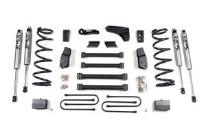 "Steering And Suspension - Lift & Leveling Kits - BDS Suspension - BDS 265H 6"" Lift Kit Fits 03-07 Dodge 2500/3500 4x4"