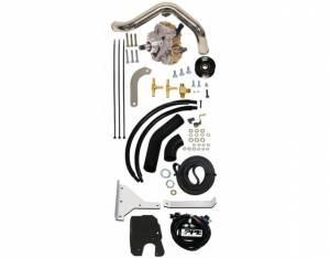 Fuel System & Components - Fuel System Parts - PPE - PPE Dual Fueler Kit With Pump for 03-04 Dodge 5.9L Cummins