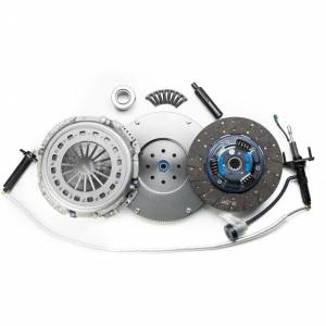 Transmission - Manual Transmission Parts - South Bend Clutch - South Bend G56-OK-HD Clutch Kit 05.5-09 Dodge Cummins 5.9L/6.7L G56