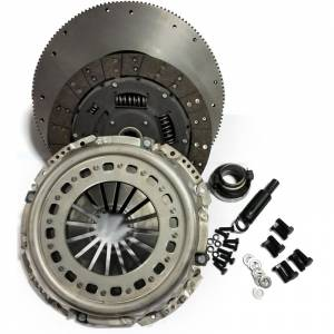 "Transmission - Manual Transmission Parts - Valair Performance Diesel Clutches - Valair - NMU70279-5SCE 13"" Upgrade Clutch For 94-03 Dodge 5.9L 350hp"