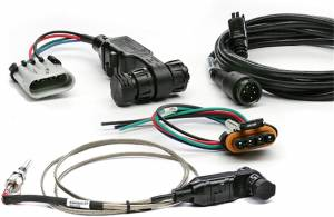 Ford Powerstroke - EDGE PRODUCTS - 98616 EAS CONTROL KIT (EGT SENSOR and POWER SWITCH) CTS/CTS2