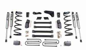 "Steering And Suspension - Lift & Leveling Kits - BDS Suspension - BDS 286H 6"" Lift Kit Fits 2008 Dodge 2500/3500 4x4"
