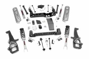 Dodge/Jeep Ecodiesel - 2014-2018 Ram 1500 3.0 Ecodiesel - Rough Country - 6in Dodge Suspension Lift Kit | N3 Struts & N3 Shocks (12-18 Ram 1500 4WD)