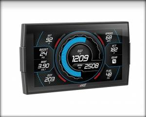 Gauges & Pods - Gauges - EDGE PRODUCTS - 84130-3 INSIGHT CTS3 MONITOR (1996 and NEWER OBDII ENABLED VEHICLE)