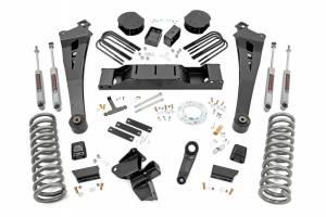 "2019-2020 Ram 6.7L 24V Cummins - Suspension Lift Kits & Parts - Rough Country - Rough Country 5"" Suspension Lift Kit | 2020 Ram 3500 Diesel DRW W/Air Ride"