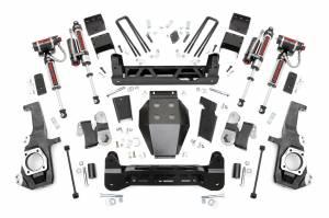 "Rough Country 5"" NTD Lift Kit With Vertex Reservoir Shocks | 2020+ GM 2500HD"