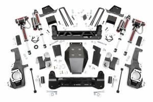 "Rough Country 7"" NTD Lift Kit With Vertex Reservoir Shocks | 2020+ GM 2500HD"
